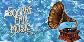 SQUARE ENIX MUSIC VINYL RECORD COLLECTION