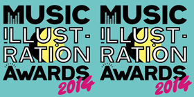 MUSIC ILLUSTRATION AWARDS 2014