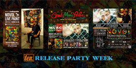 RELEASE PARTY WEEK
