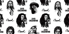 NOVOL 2015年カレンダー