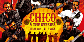 CHICO & THE GYPSIES @BLUENOTE東京