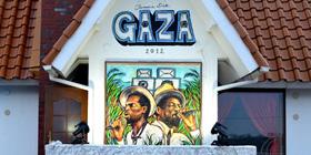 Jamaica size GAZA